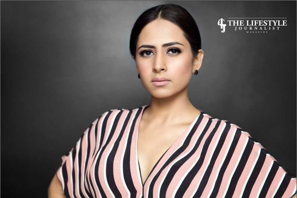 The Success Story Of Actress Sargun Mehta - The Lifestyle Journalist Interview