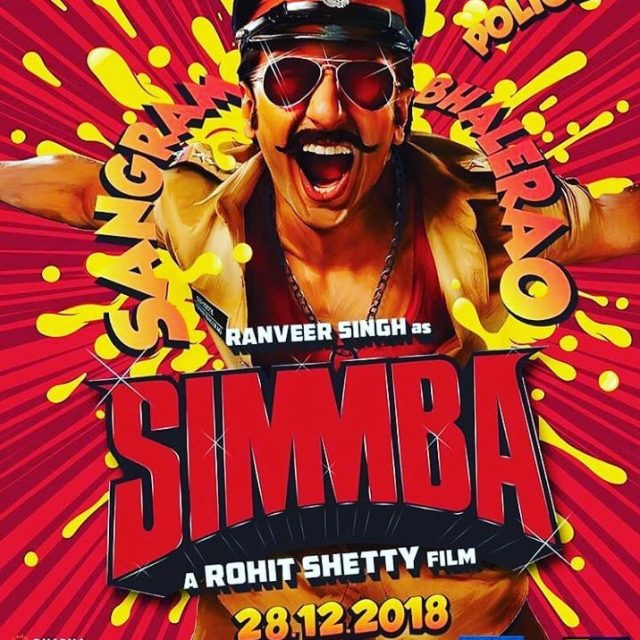 Are you guys ready to see ranveersingh as simmba? Wehellip