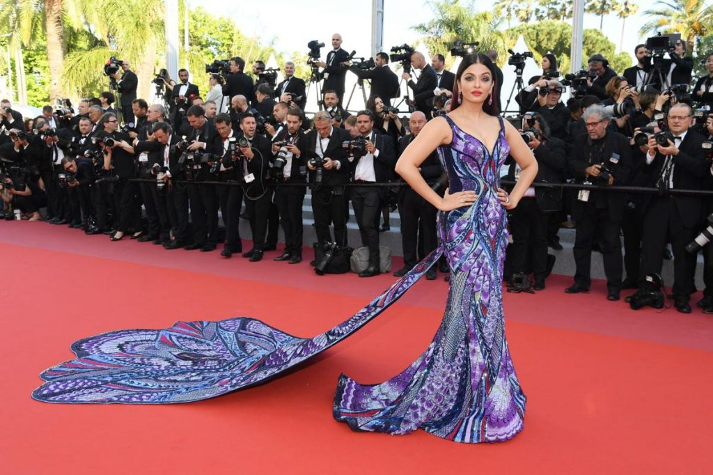 Cannes Film Festival 2018 The lifestyle Journalist magazine aishwarya rai bachchan